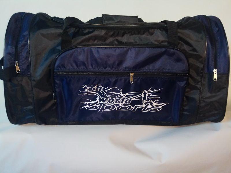 Купить оптом у производителя сумка спортивная 11