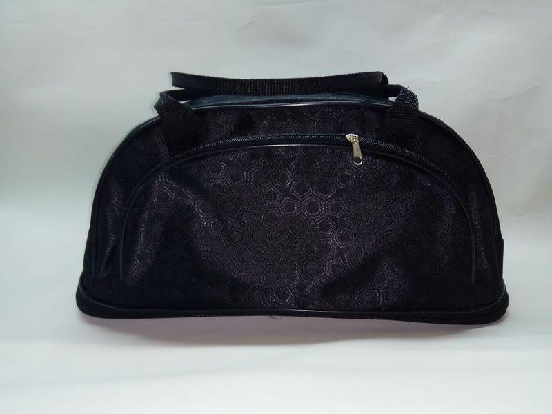 Купить оптом у производителя сумка для фитнеса 70Д черный спонж