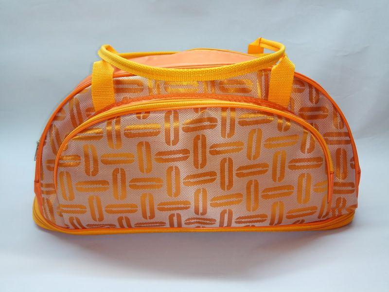 70Д оранжевый спонж