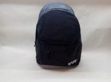 Купить оптом у производителя рюкзак 80Д черный