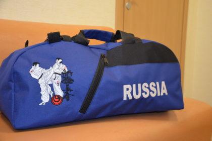 сумка под заказ Карате
