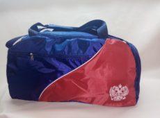 Купить оптом у производителя сумка спортивная 31 с отделом под обувь